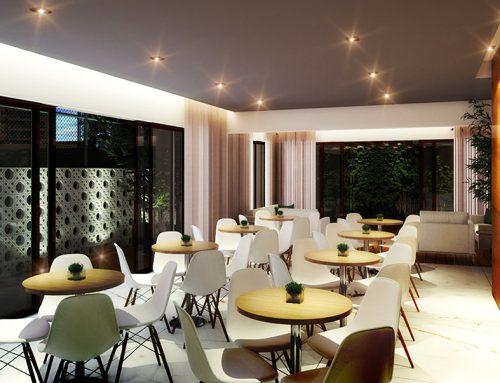 Áreas Comuns Condomínio Edifício Residencial Abelardo Pompeu