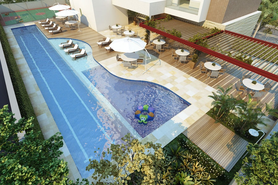 projetos-de-arquitetura-residencial-condominio-edificio-residencial-notre-dane-piscina