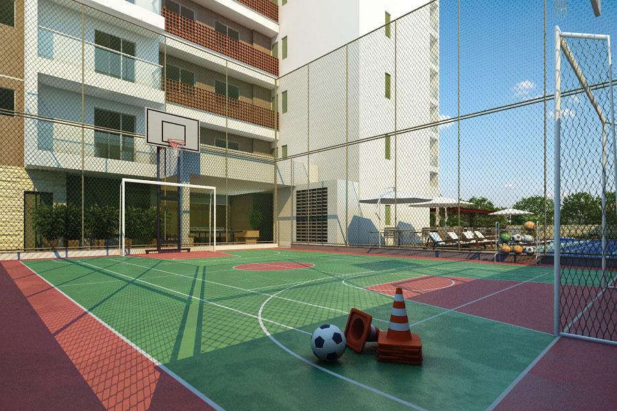 projetos-de-arquitetura-residencial-condominio-edificio-residencial-notre-dane-quadra-poliesportiva